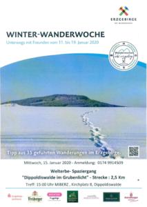 Winterwanderwochen